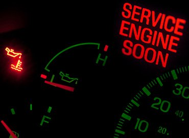 Check Engine Light Issues