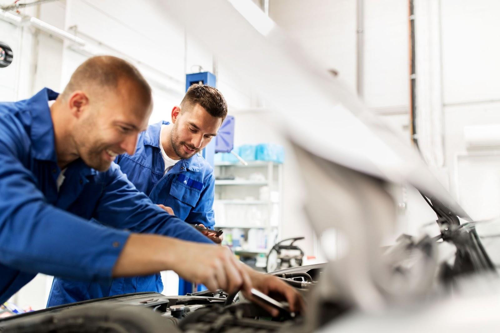 EU auto repair Wilmington