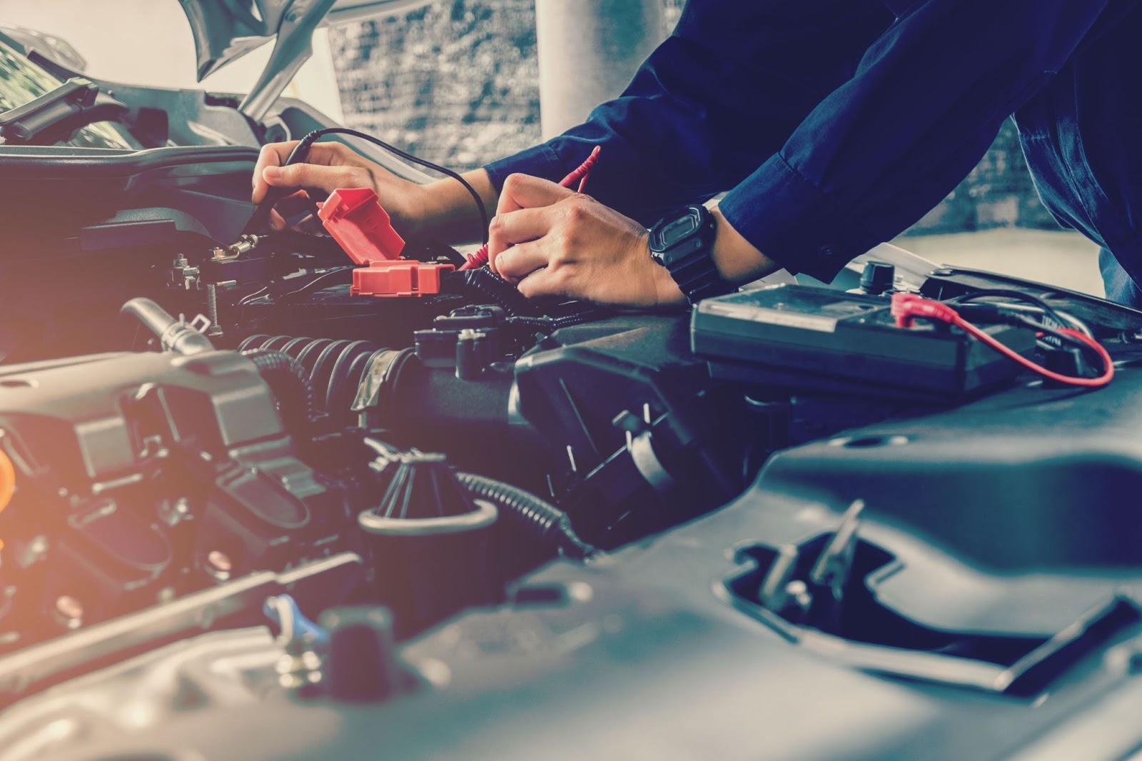 European auto maintenance